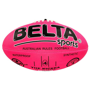 Belta Sports Size 4 Football - Pink, [Product Type] - Daves Deals