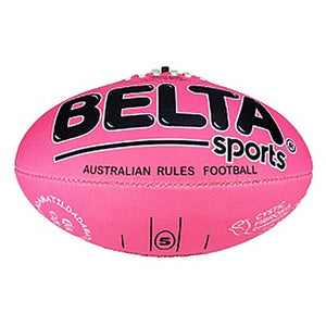 Belta Sports Size 5 Football - Pink, [Product Type] - Daves Deals