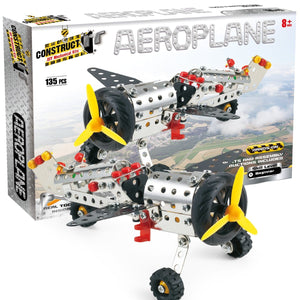 Construct It! Aeroplane - Daves Deals
