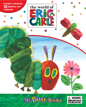 The World Of Eric Carle - My Busy Books