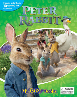 Peter Rabbit - My Busy Books
