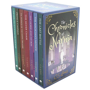 The Chronicles of Narnia Complete Series 1-7, [Product Type] - Daves Deals