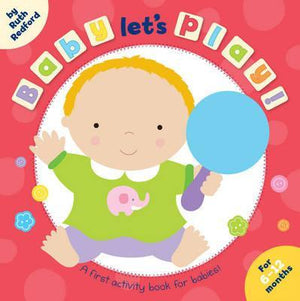 Baby Let's Play - By Ruth Redford, Illustrated by Amy-Lou Sharpe, [Product Type] - Daves Deals