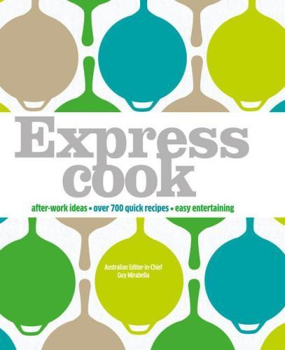Express Cook By Dorling Kindersley