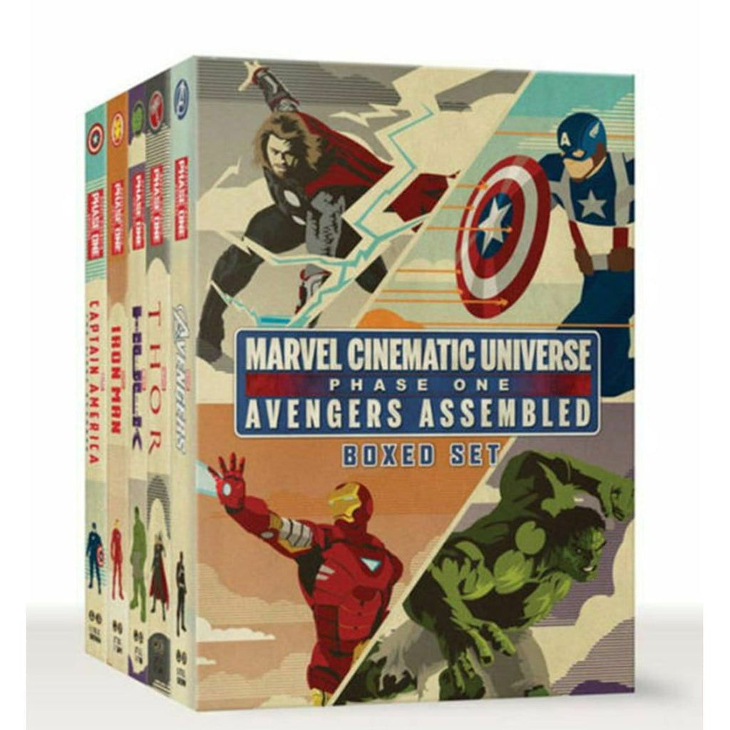 Marvel Cinematic Universe Phase Two Box Set, [Product Type] - Daves Deals