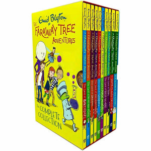 The Faraway Tree Adventure – The Complete Collection, [Product Type] - Daves Deals