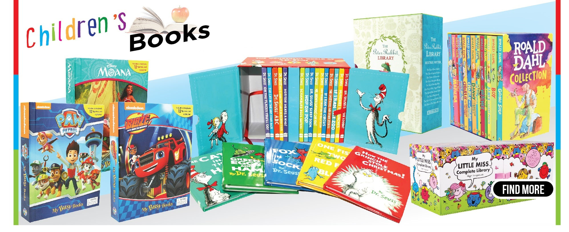 Book Box Sets Sales Event