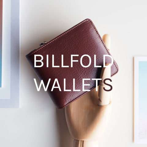 Men - Billfold Wallets