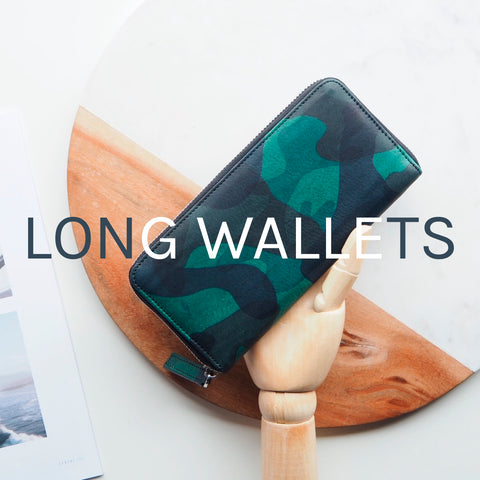 Men - Long Wallets