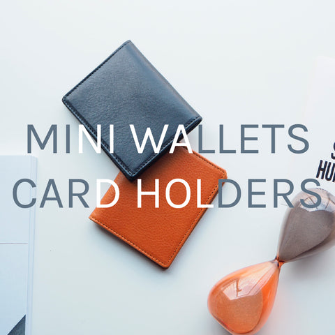 Men - Small Wallets and Card Holders