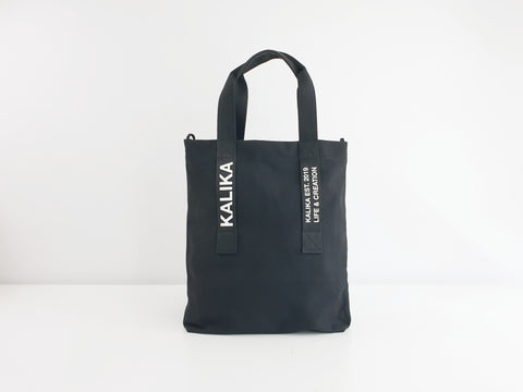 Kalika Brax Tote Bag - Black