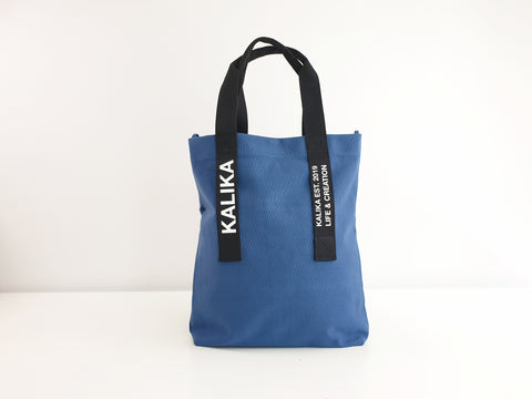 Kalika Brax Tote Bag - Royal Blue