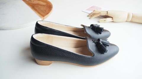 Miri High Heel Shoe - Black