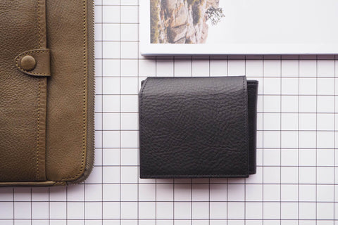 Phil Wallet - Black