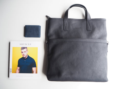 Auden Tote Bag - Black