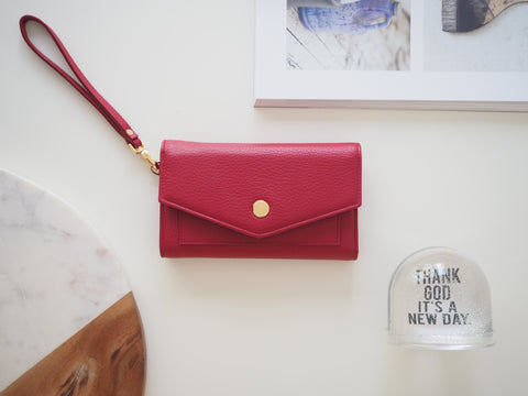 Kensington Wallet - Red