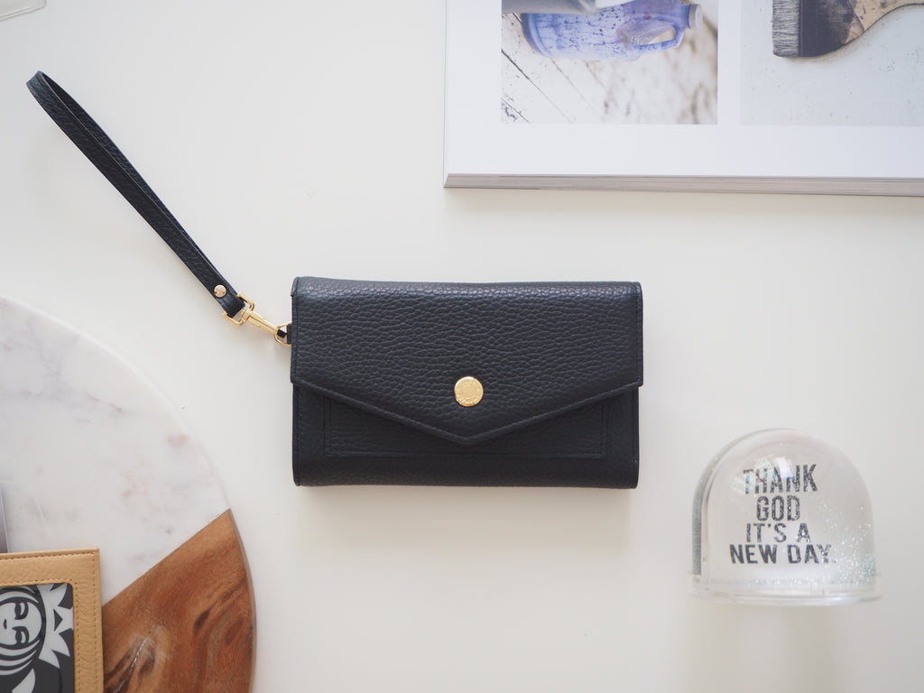 Kensington Wallet - Black