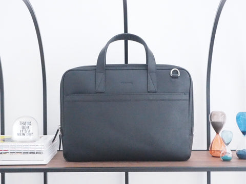 Auden Briefcase - Black