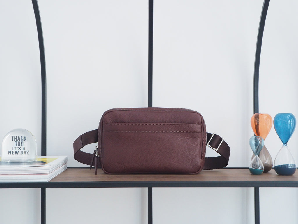 Auden City Pack - Dark Brown