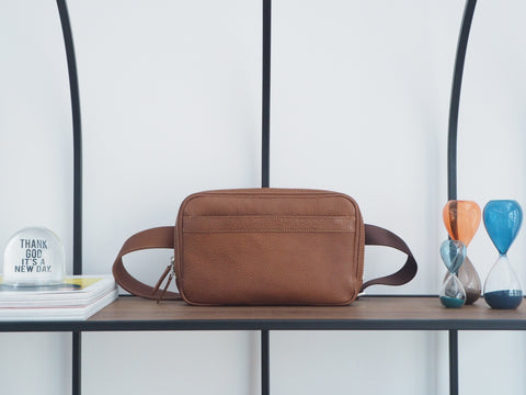 Auden City Pack - Caramel Brown