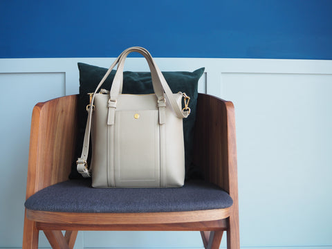 Kensington Dairy Bag - Taupe