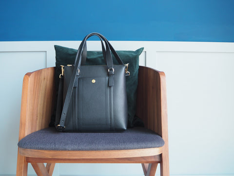 Kensington Dairy Bag - Black