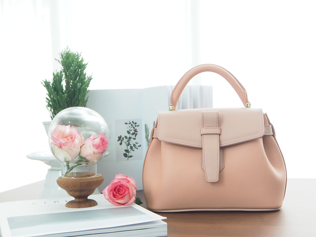Mini Dreamy Callie Bag - Old Rose