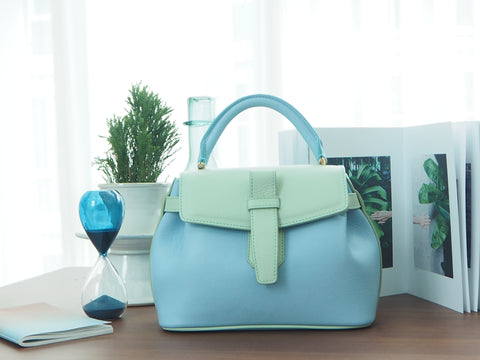 Mini Dreamy Callie Bag - Pastel Blue