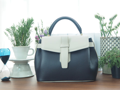 Dreamy Callie Bag - Navy Blue