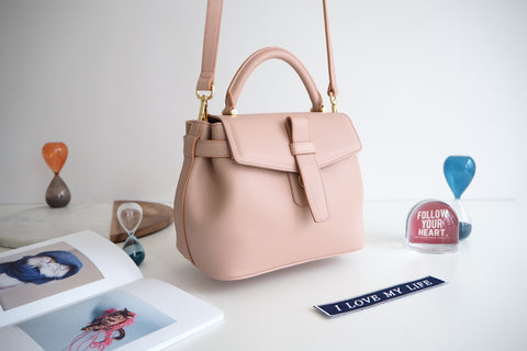 Callie Bag - Rose Pink