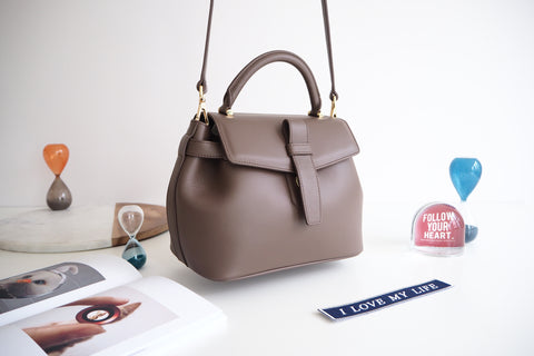 Callie Bag - Taupe