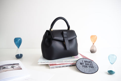 Mini Callie Bag - Black