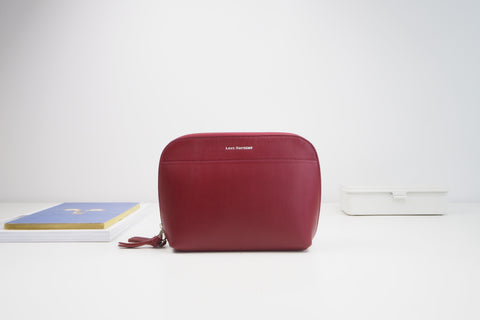 Mini Ashley Cross Body Bag - Red