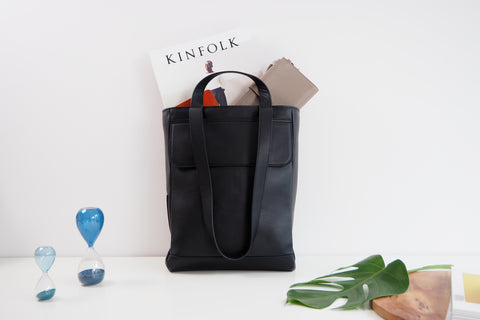 Arlo Tote Bag - Black