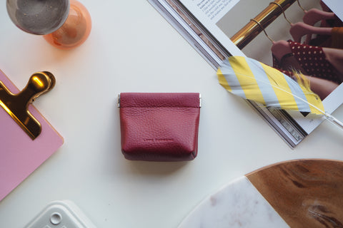 Coin Purse - Red