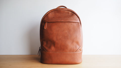 Auden BackPack - Caramel Brown