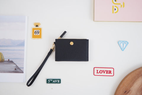 Piper Wallet - Black