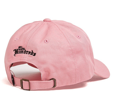 Pink Rose Dad Hat - Above the Stars