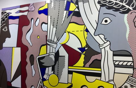 Roy Lichtenstein Art Basel