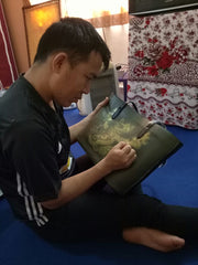 Chosang Thangka Artist