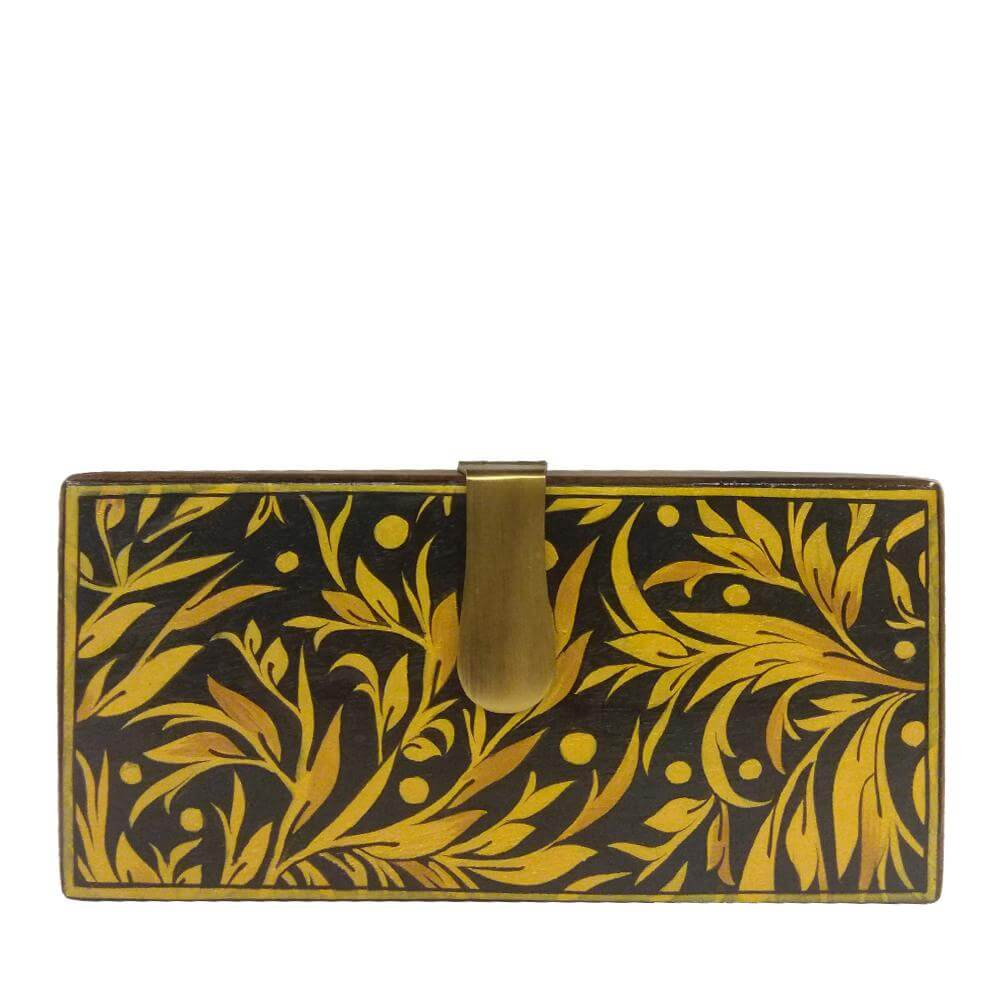 The Leaves, Wood Clutch