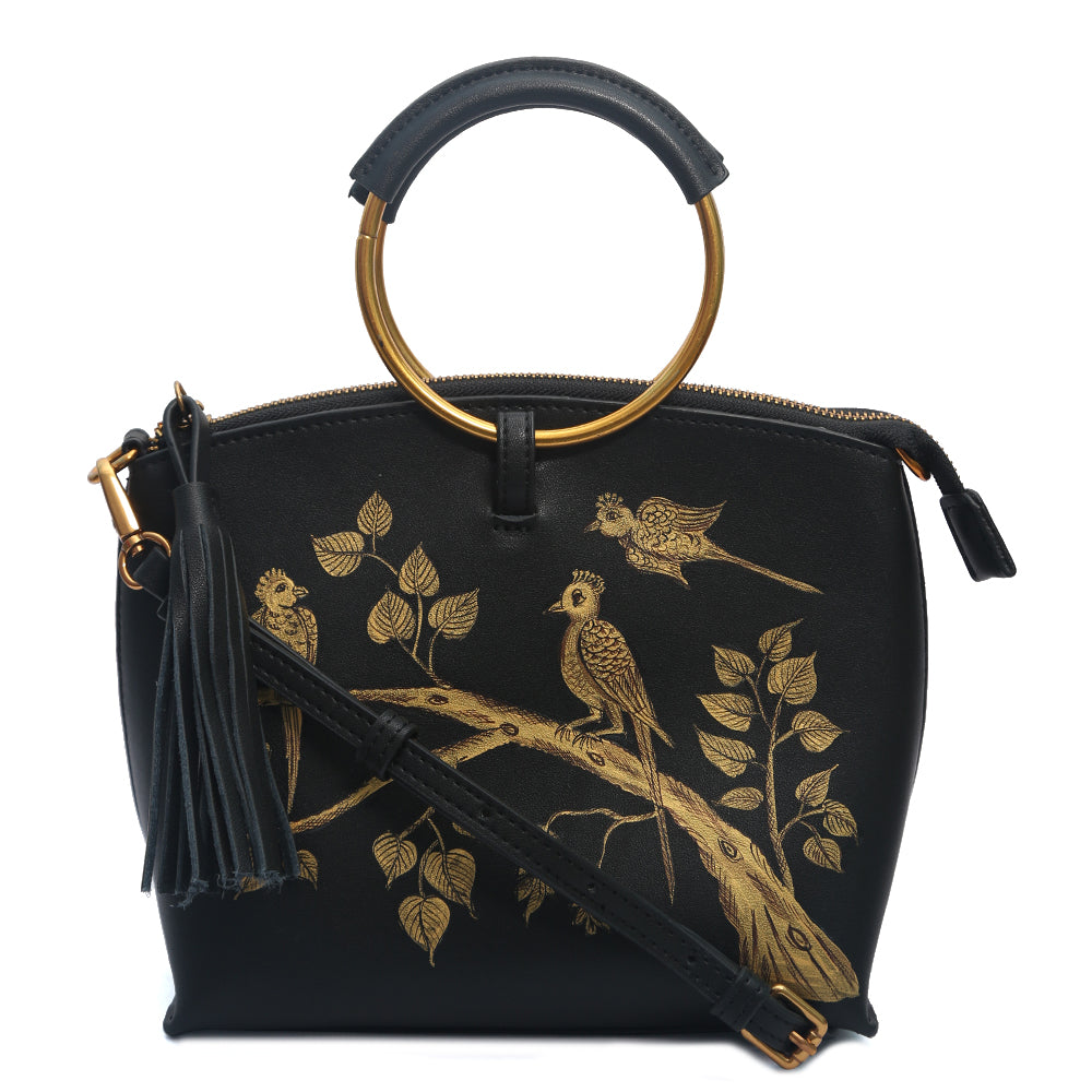 Birds of a Feather, Black Wristlet
