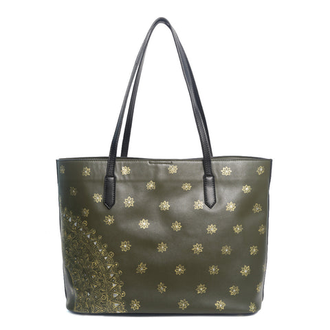 People of God, Olive Green & Black Tote
