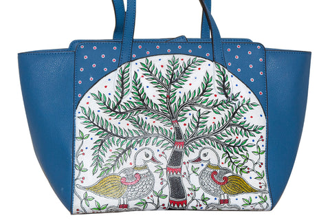 Azure Sky Blue Handbags | Peacocks Handbags