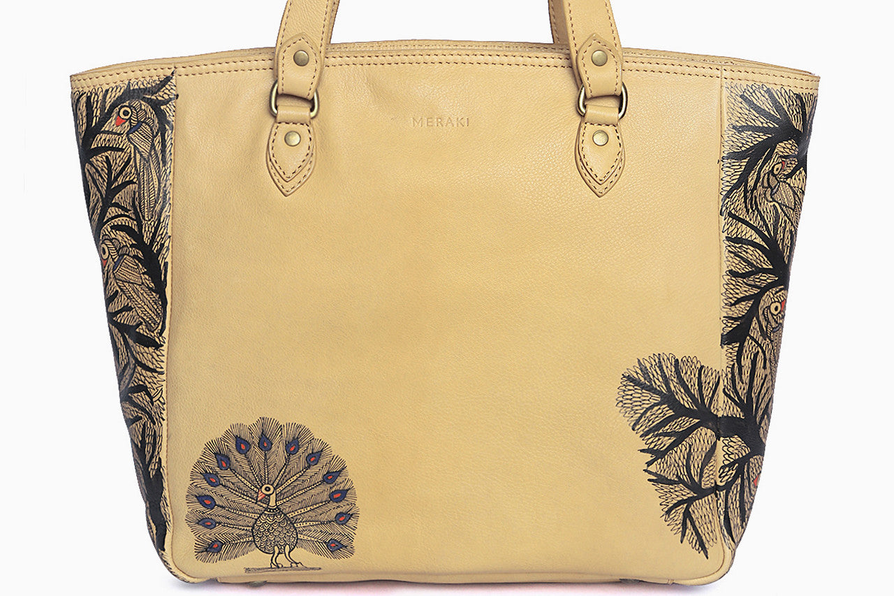 Peacocks Handbags | Tan Eco Leather Handbags |