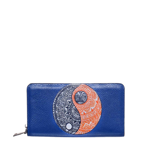 Yin and Yang, Blue Wallet