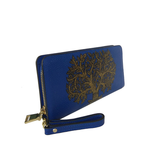 MY DEEPEST ROOTS, BLUE WALLET