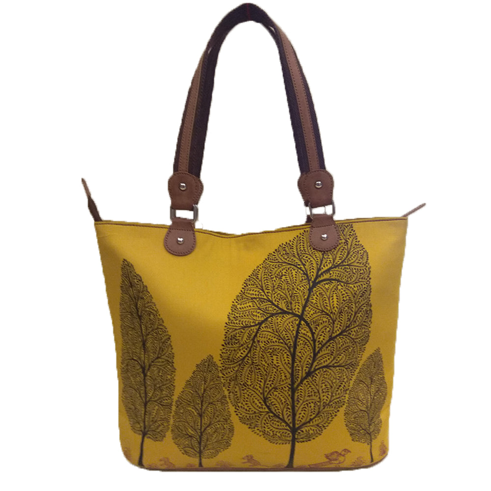 TREE OF LIFE,  VEGAN LAPTOP BAG/TOTE