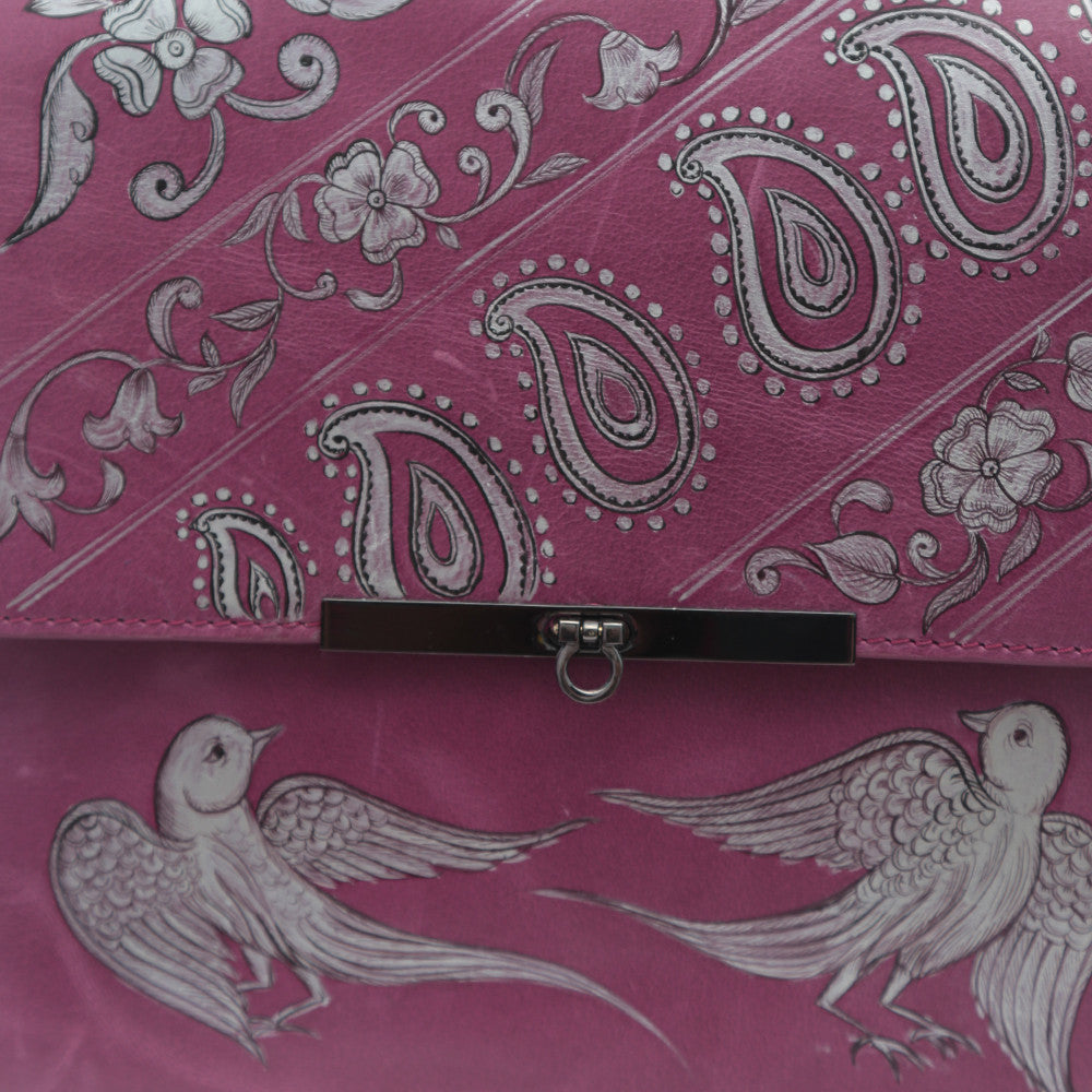 Birds of a Feather, pink sling
