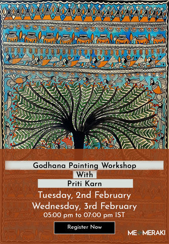 16th, 17th Feb: LIVE ONLINE THANGKA ART WORKSHOP BY KRISHNA TASHI PALMO